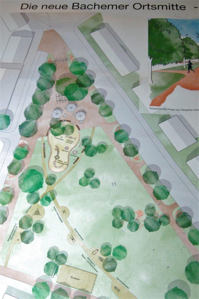 Grünfläche für Aktive