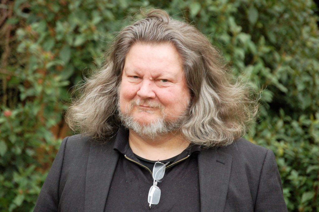 Portrait Jürgen Streich, Frühjahr 2017