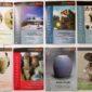 Ausstellungsplakate der Stiftung Keramion in chronologischer Reihenfgolge