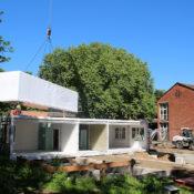 neue Klassenräume für die Realschule