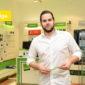 Martin Hammel in seinem Handyladen, dem Mobilcom-Debitel Shop in Frechen