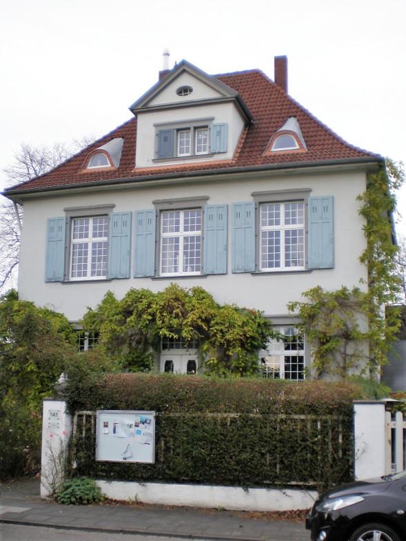 Bachem-Führer: Villa Musica, Rudolfstraße 141