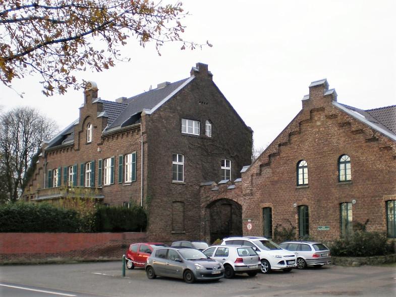Bachem-Führer: Gut Neu-Hemmerich an der Bachemer Straße