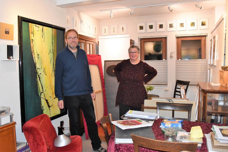 Atelier im Künstlerhaus - Rose Schreiber + Michael Mayr
