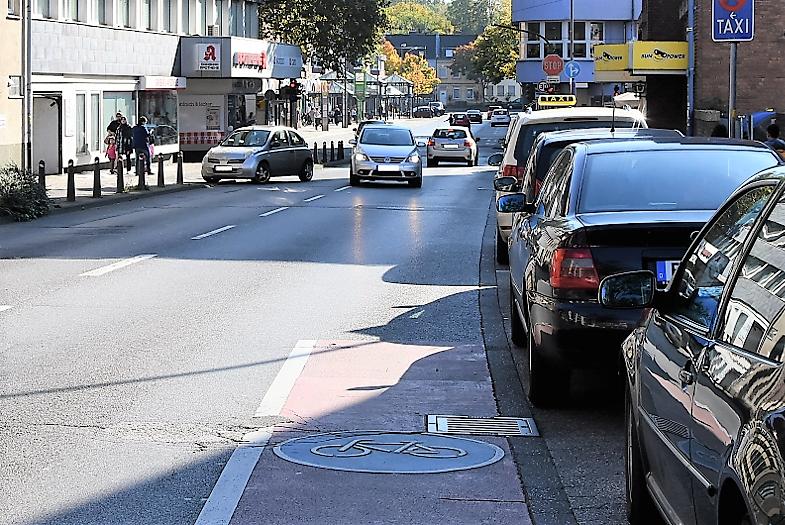 Die Umgestaltung der Dr.-Tusch-Straße hat im VEP höchste Priorität.