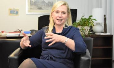 Susanne Stupp, Bürgermeisterin von Frechen, im Interview