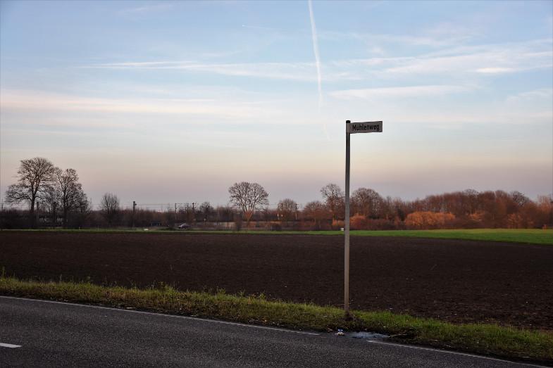 Potentialfläche für das Wohnbaugebiet W-KÖ-5 in Königsdorf