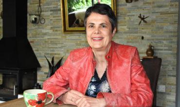 Miriam Erbacher, Fraktionsvorsitzende der Grünen im Frechener Stadtrat, im Interview bei Frechenschau.de-Redakteurin Susanne Neumann.
