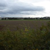 Bald Gewerbefläche zwischen Krankenhaussiedlung und A4