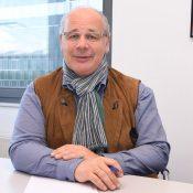 Dr. Georg Kippels MdB im Gespräch mit Frechenschau.de im Helmut-Kohl-Haus in Frechen Anfang Oktober, Foto: Susanne Neumann
