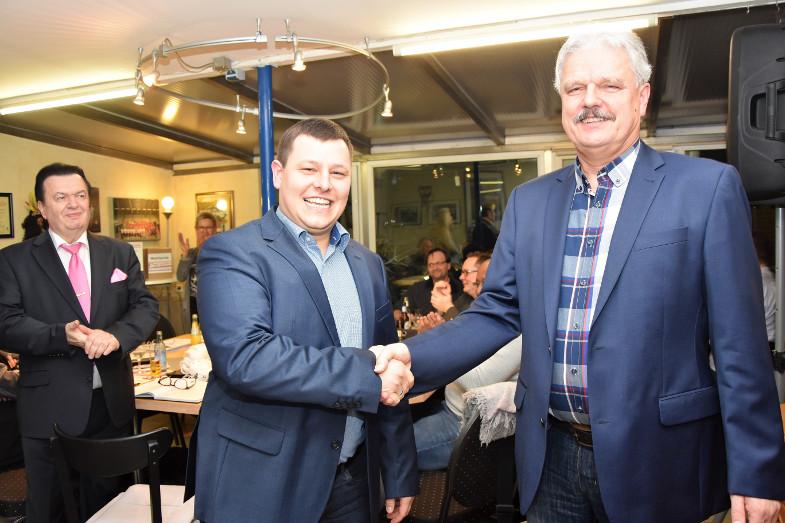 Bürgermeisterkandidat Dieter Zander