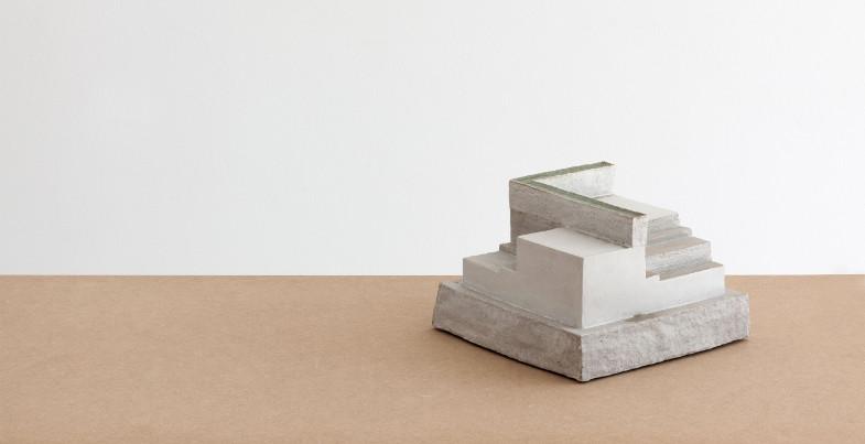 Plastik von Michael Cleff