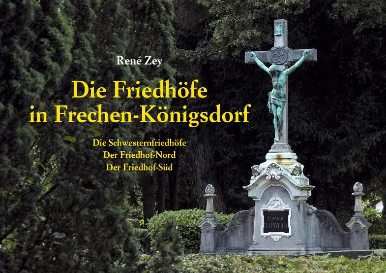 Cover Königsdorfer Friedhöfe