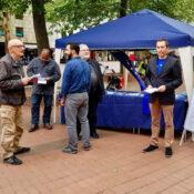 Frechener Integrationsrat zur Europawahl 2019