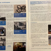 Seiten 10 und 11 der Sonderausgabe 20 Jahre Frechener Geschichtsverein