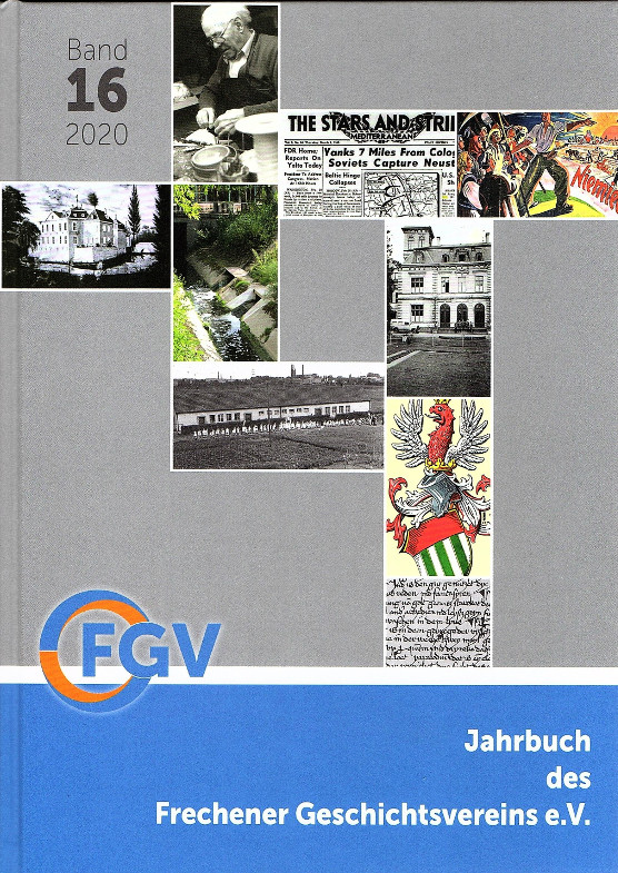 Cover FGV Jahrbuch 2020