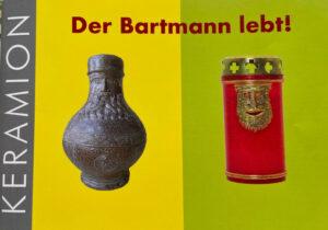 """Broschüre zur Ausstellung """"Der Bartmann lebt!"""""""